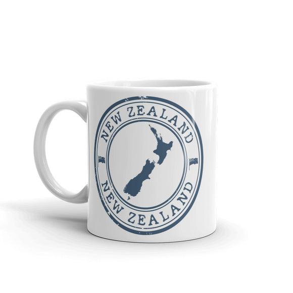 New Zealand High Quality 10oz Coffee Tea Mug #4572