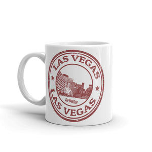 Las Vegas Nevada USA High Quality 10oz Coffee Tea Mug #4588