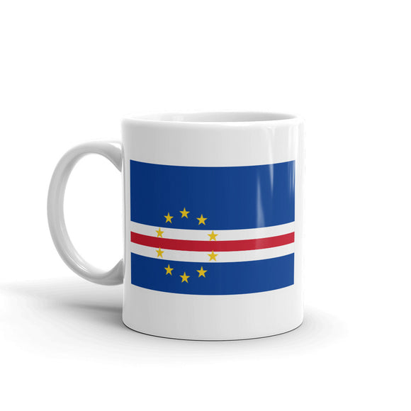Cape Verde Flag High Quality 10oz Coffee Tea Mug #4593