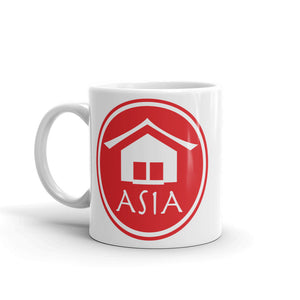 Asia High Quality 10oz Coffee Tea Mug #4609