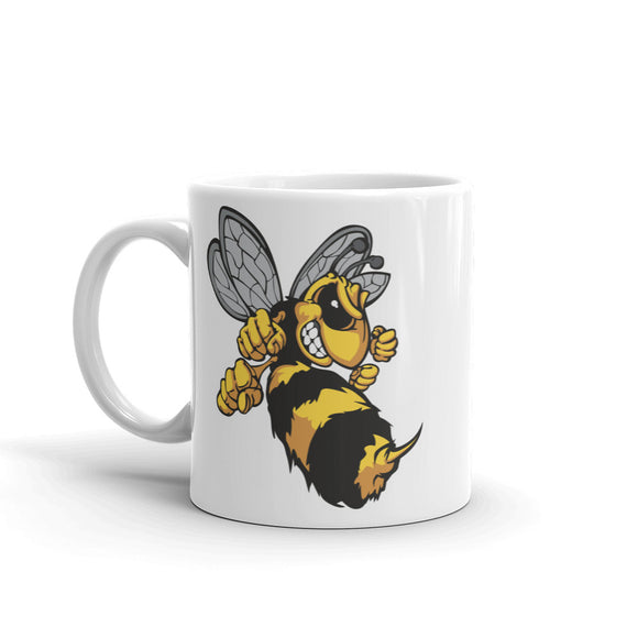 Wasp Bee Hornet High Quality 10oz Coffee Tea Mug #4637