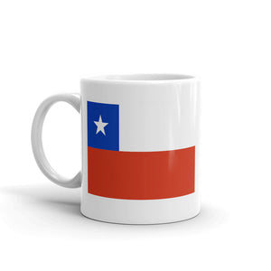 Republic of Chile Flag High Quality 10oz Coffee Tea Mug #4638