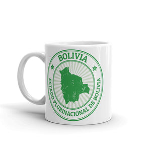Bolivia High Quality 10oz Coffee Tea Mug #4653