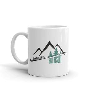 Andorra Ski Resort High Quality 10oz Coffee Tea Mug #4659