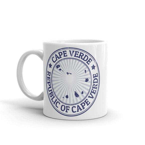 Cape Verde High Quality 10oz Coffee Tea Mug #4664