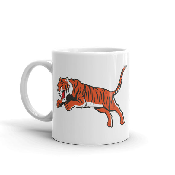 Tiger High Quality 10oz Coffee Tea Mug #4708