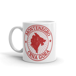 Montenegro High Quality 10oz Coffee Tea Mug #4716