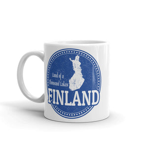 Finland High Quality 10oz Coffee Tea Mug #4750