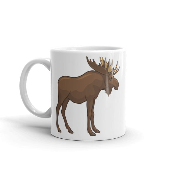 Moose High Quality 10oz Coffee Tea Mug #4763