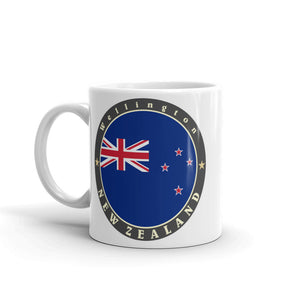 New Zealand High Quality 10oz Coffee Tea Mug #5090