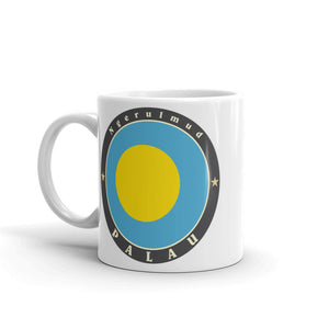 Palau High Quality 10oz Coffee Tea Mug #5091