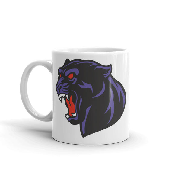 Angry Panther High Quality 10oz Coffee Tea Mug #5112