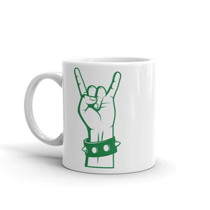 Rock On Hand High Quality 10oz Coffee Tea Mug #5116