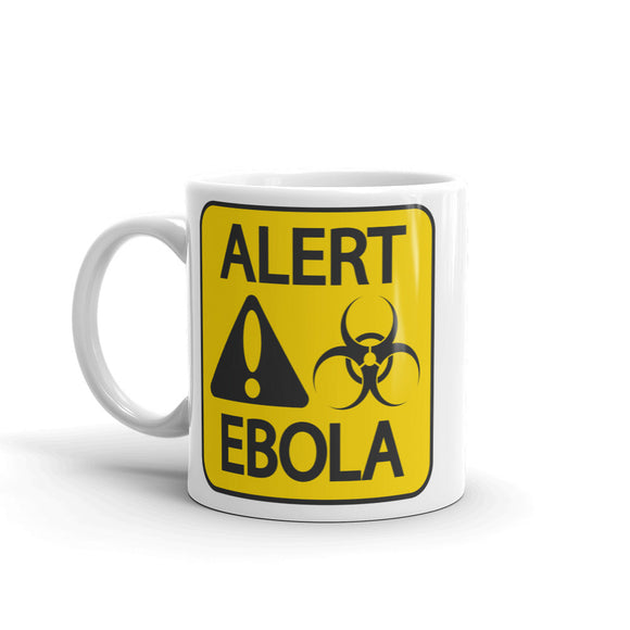 Alert Ebola High Quality 10oz Coffee Tea Mug #5121