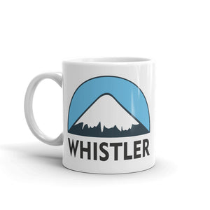 Whistler Ski Snowboard High Quality 10oz Coffee Tea Mug #5154