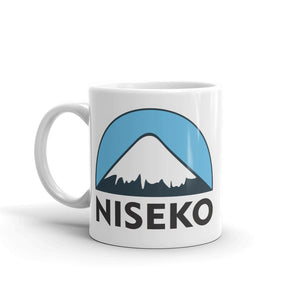 Niseko Ski Snowboard High Quality 10oz Coffee Tea Mug #5155