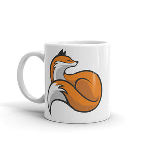 Fox High Quality 10oz Coffee Tea Mug #5170