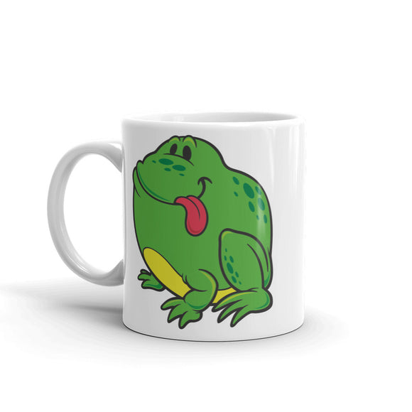 Green Frog High Quality 10oz Coffee Tea Mug #5172