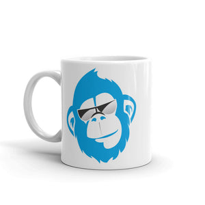 Blue Monkey High Quality 10oz Coffee Tea Mug #5178