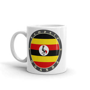 Uganda High Quality 10oz Coffee Tea Mug #5188