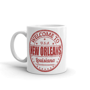 New Orleans USA High Quality 10oz Coffee Tea Mug #5205