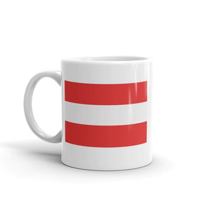 Austria Flag High Quality 10oz Coffee Tea Mug #5263