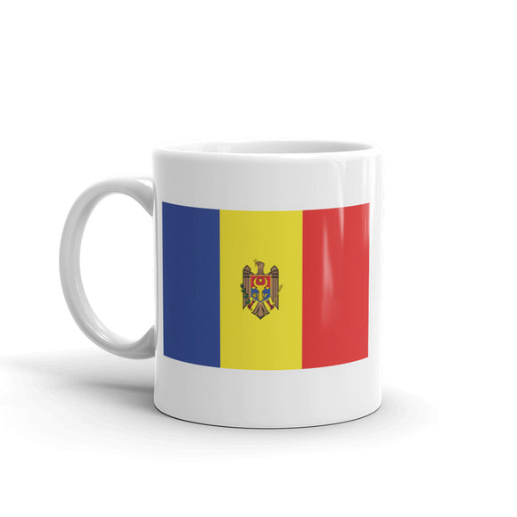 Moldova Flag High Quality 10oz Coffee Tea Mug #5280