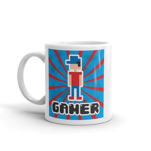 Gamer High Quality 10oz Coffee Tea Mug #5329