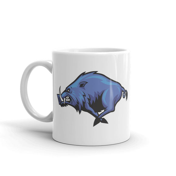 Angry Wild Boar Hog Pig High Quality 10oz Coffee Tea Mug #5488