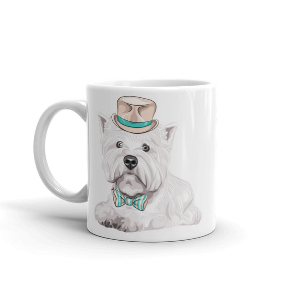 West Highland Terrier Dog High Quality 10oz Coffee Tea Mug #5567