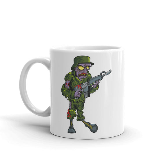 Army Soldier Zombie High Quality 10oz Coffee Tea Mug #5588