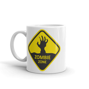 Zombie Zone High Quality 10oz Coffee Tea Mug #5792