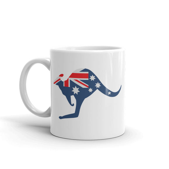 Australia Kangaroo High Quality 10oz Coffee Tea Mug #5812