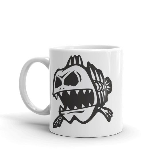 Zombie Fish High Quality 10oz Coffee Tea Mug #5817
