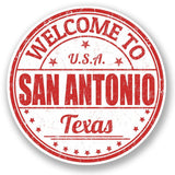 2 x San Antonio Texas USA Vinyl Sticker #5886