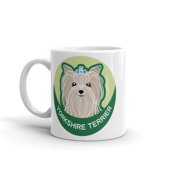 Yorkshire Terrier Dog High Quality 10oz Coffee Tea Mug #5987