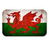 2 x Wales Welsh Flag Vinyl Sticker #6189