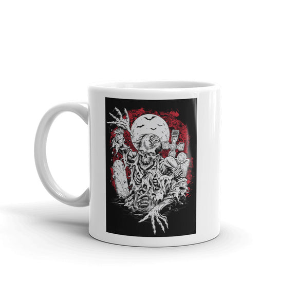 Zombie High Quality 10oz Coffee Tea Mug #7220