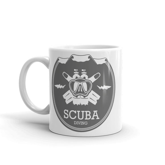 Scuba Diving High Quality 10oz Coffee Tea Mug #7357