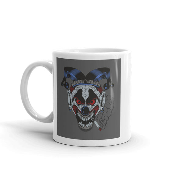 Scary Clown Halloween Scary Horror High Quality 10oz Coffee Tea Mug #7361