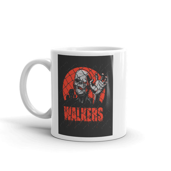 Walkers Zombie Halloween Scary Horror High Quality 10oz Coffee Tea Mug #7366