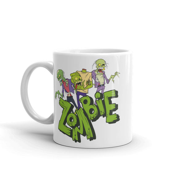 Zombie High Quality 10oz Coffee Tea Mug #7409