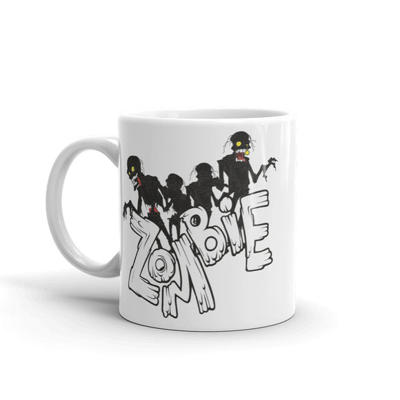 Zombie High Quality 10oz Coffee Tea Mug #7410