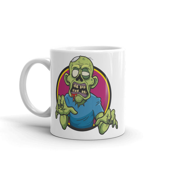 Zombie High Quality 10oz Coffee Tea Mug #7424