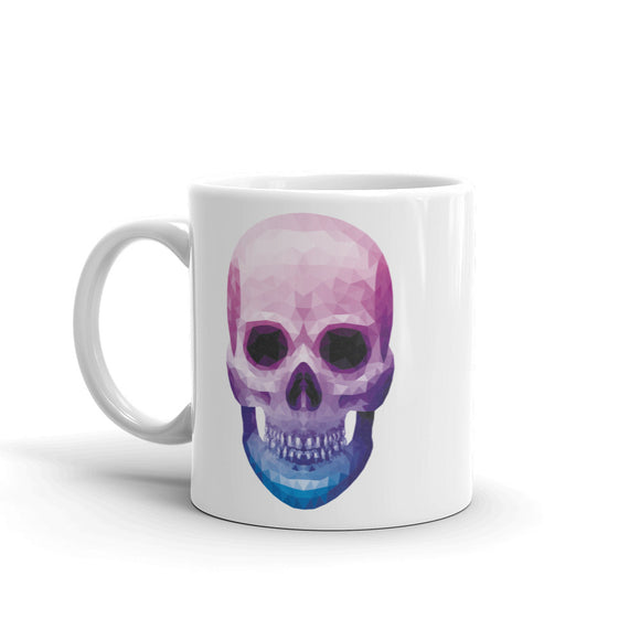 Skull Scary Horror Halloween High Quality 10oz Coffee Tea Mug #7504