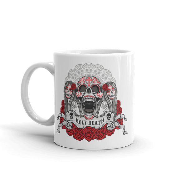 Skull Scary Horror Halloween High Quality 10oz Coffee Tea Mug #7505