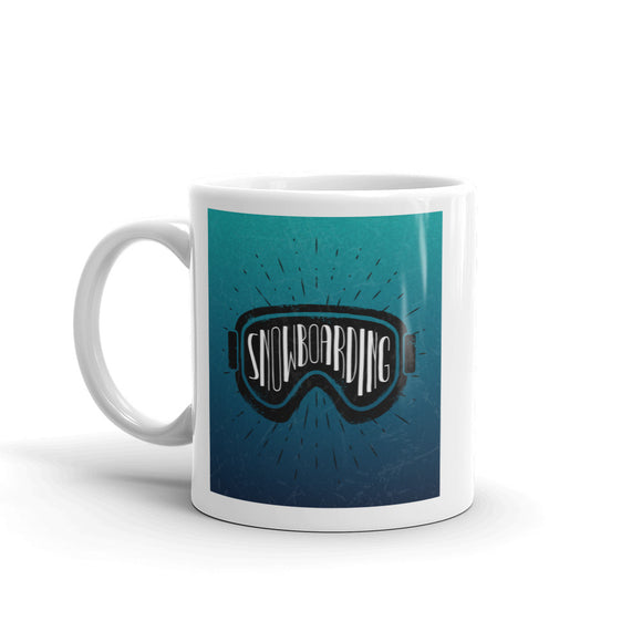 Snowboarding Extreme Thrill Seeker High Quality 10oz Coffee Tea Mug #7609