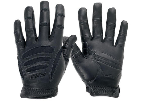 Bionic Men's Leather Driving Gloves