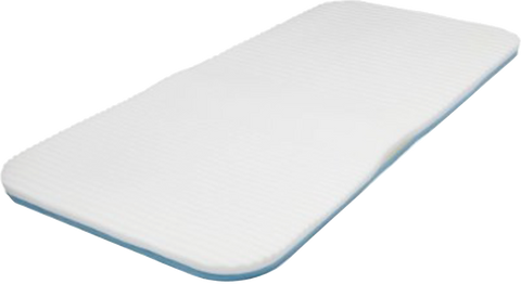 Contour Cloud Memory Foam Mattress Topper for Lumbar Support