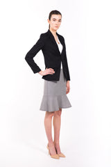 Tailored Black Blazer - Issue Clothing